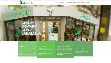 MG Farm – farmacie homeopata