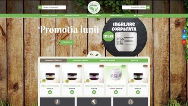 Natural Cosmetic – Magazin Online